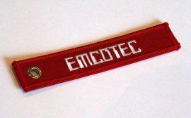 EMCOTEC kulcstartó
