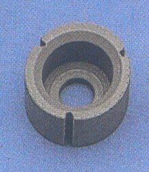 Starter adapter gumi standard - fekete - 1db