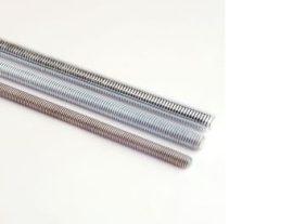 Steel rod 100 % thread M3 x 1000 mm - 1x