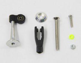 Kormányemelő Alu 36mm + csapagy + snapper - 1x