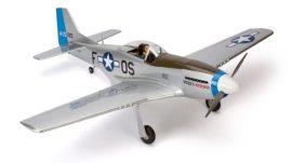 P-51D Mustang 40 143 cm ARF - Hanger 9
