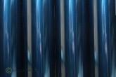 ORACOVER átlátszó kék 60x100cm