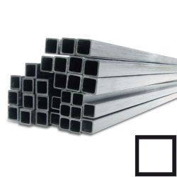 Carbon tube square: 3,0 x 3,0 (2,0 x 2,0) x 1000 mm