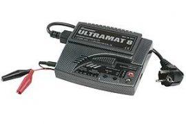 Ultramat 8  töltő 12+230 v Graupner