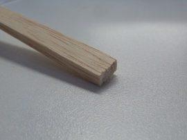 Balsa léc 3x10 mm