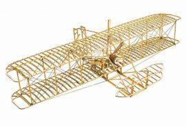 Wright Flyer Holzbausatz 420mm - Simprop