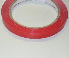 Ragasztószalag piros - 9 mm x 60 meter
