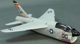 Mini F-8 Crusader EDF PnF PnP 550mm Skyangels