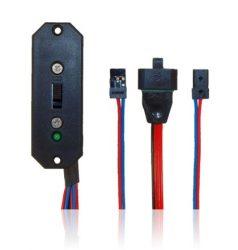 Power kapcsoló MPX/JR PowerBox Systems