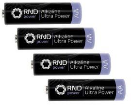 Elem AA 1,5V Alkaline Ultra Power - 4db