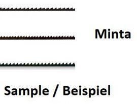 Lombfűrészlap - 1 db - különböző fogak száma