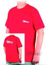 T-Shirt Hitec piros - Hitec - M -> XXL