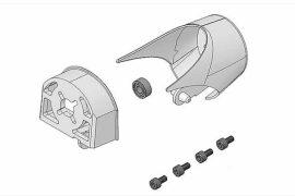 Xeno motortartó + csapágy Multiplex