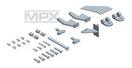 Pilatus PC-6 Small parts  Multiplex