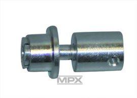 Tengely adapter Ø 4 mm + Elapor orrkúp tartó Multiplex