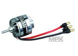 BL outrunner motor PERMAX BL-O 2830-1100 KV 52g Multiplex