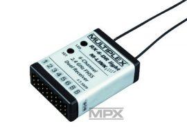 Vevő RX-6-DR light M-LINK 2,4 GHz - Multiplex
