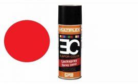Elapor-color spray festék 400ml - piros - Multiplex