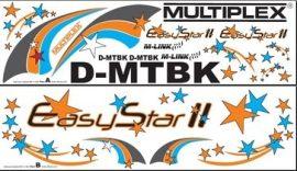 Dekorbogen EasyStar II Multiplex