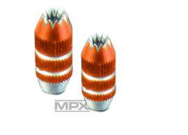 SMART SX TX botkormány alu narancssárga