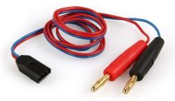 Töltő kábel vevő akku regi MPX csatlakozó