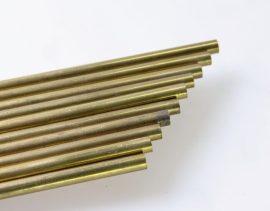 Brass rod d 1,0 mm x 1000 mm