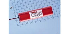 NiMh távirányító akku pakk 6x 7,2V 2150 mAh Futaba Robbe