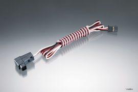DSC kábel - FF 9 / T9C programozó kábel Robbe