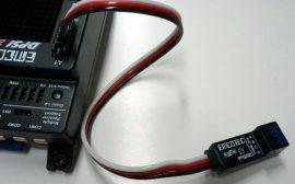 S-Bus DPSI -> 4x PWM Adapter csatorna 1-4