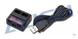 Align CH 100 Lipo töltő USB csatlakozó