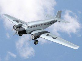 Junkers JU 52 Lufthansa ARF 1630mm - VQ Models