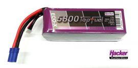 Top Fuel Lipo 5s 5800mAh 20c Hacker