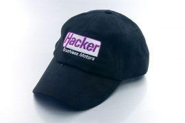 Sapka-Cap - Hacker sapka - fekete