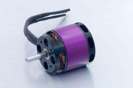 BL outrunner motor A40-12 S V2 8 Hacker