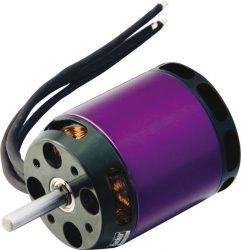 BL outrunner motor A40-12L V2 14 pólusú Hacker