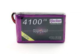 LiFe Top Fuel  akkupakk 30c 4100 mAh 2s Hacker