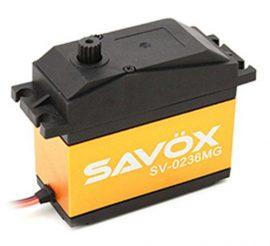 SAVÖX Digital SV-0236 MG HV 200g Mamut - Torque