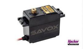 SV-0220MG 59g, 8,0kg, 0,13s Digital Savöx Servo