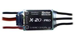 Szabályzó  X-20 pro BEC Hacker