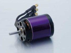 BL outrunner motor A20-12 XL EVO Hacker