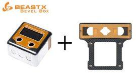 BeastX Bevel Box und Montagerahmen - Set