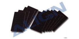 T-REX 250-450 Klettband Streifen 28 x 54 mm - Set