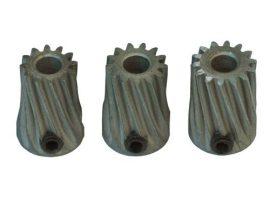 Fogaskerék szett T12 + T13 + T14, Ø 3,17mm - Lynx