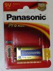 Elem Panasonic Pro Power 9 v alkáli 1db