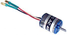 Brushless Motor MIG AC 400/14 1400kv 68g - Mega Motor