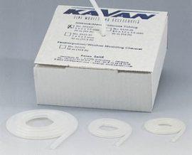 Üzemanyag tömlő szilikon d: 5 x 2 mm - 1 m