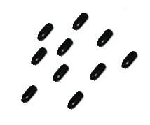 Üzemanyagtartály stopper gumi sapka 10db