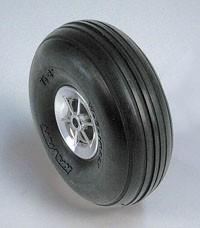 Kerék deluxe szuperkönnyű gumi - 56 mm dia - 4 mm - 1 db - Kavan