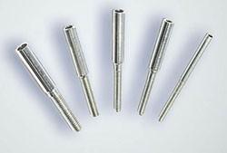 Menetes bowden vég UNC 2-56 Ø 2.2mm - 10 db