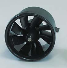 Impeller K-DF 70 Ducted Fan - Kavan